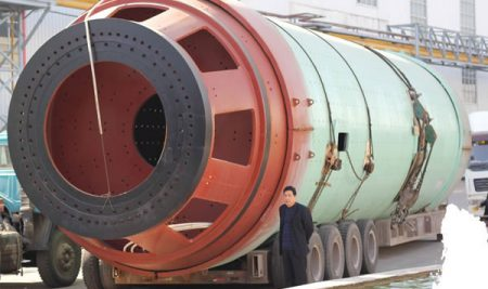 Dây Chuyền Sản Xuất Xi Măng-Cement Mill