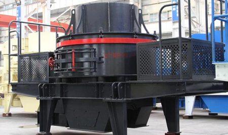 Máy Nghiền Cát Nhân Tạo-Sand Making Machine